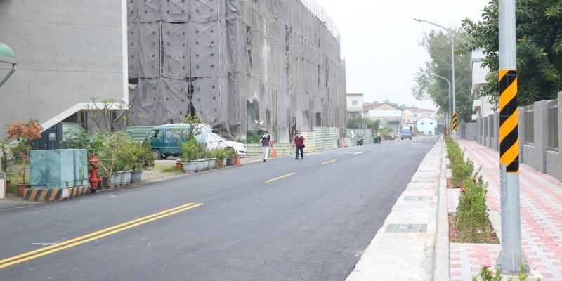 南大附中旁永興街 等了30多年 終於拓寬完工通車