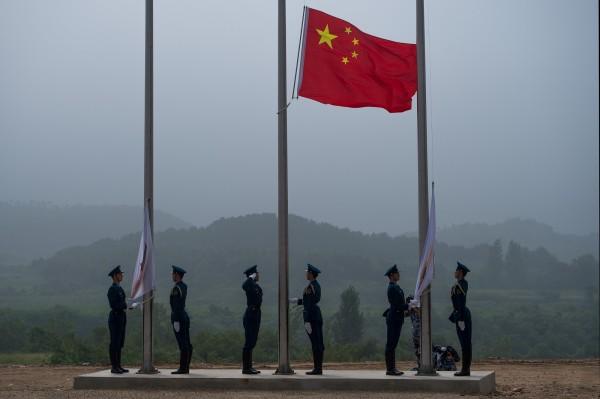 亂唱國歌,改詞會被關 中國《國歌法》草案規定這些... - 國際 - 自由時報電子報