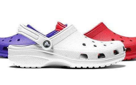 夏日超夯Crocs鞋 美國醫生:久穿恐致腳趾畸形 - 國際 - 自由時報電子報