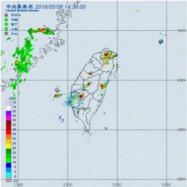 對流旺盛午後雷雨 北宜花及山區須防大雨,雷擊 - 生活 - 自由時報電子報