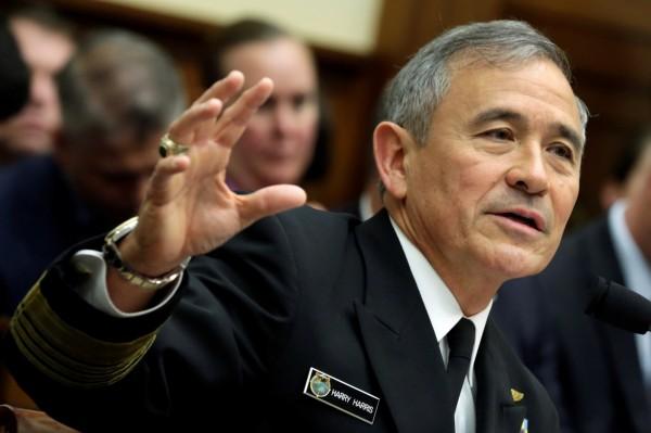 日媒:中國要求美國撤換太平洋司令遭拒絕 - 國際 - 自由時報電子報