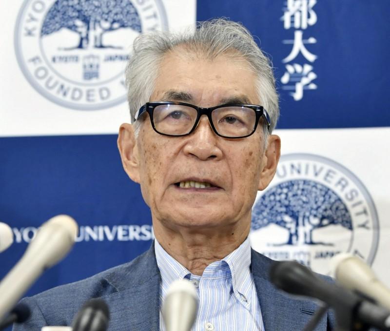 日本諾貝爾醫學獎本庶佑,近來因其研發的癌症藥物專利授權金談不攏,與合作的藥廠對立。(美聯社)