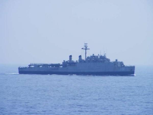 老蔣座艦 「中正號」將爆破沉海 成魚兒公寓 - 生活 - 自由時報電子報