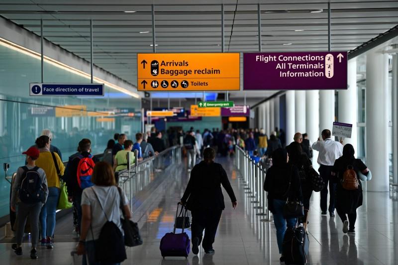 暫鬆一口氣!英國希斯洛機場大罷工 7月取消 - 國際 - 自由時報電子報