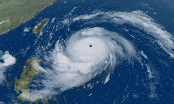 莫蘭蒂威力達5級颶風 CNN:16年來最強襲臺颱風 - 生活 - 自由時報電子報
