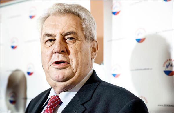 首次全民直選!捷克總統大選首輪投票 前 左派總理險勝 - 國際 - 自由時報電子報