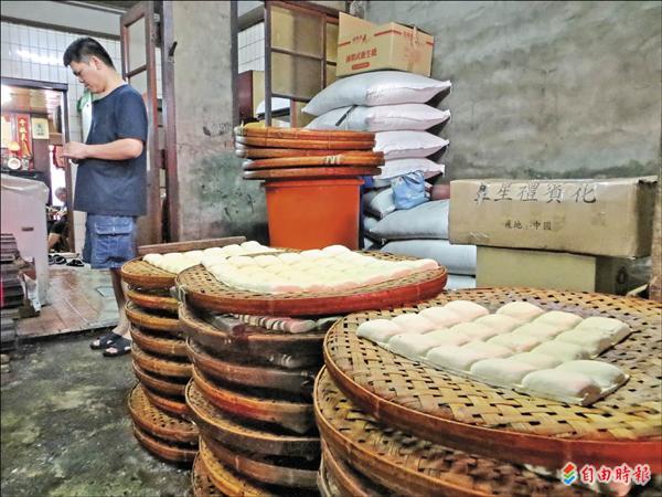 新莊百年豆干老店 涉用油漆染料製作 - 生活 - 自由時報電子報