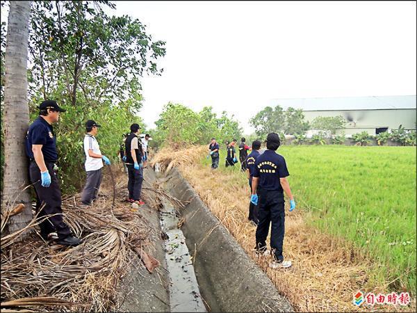 越南女被分屍 同鄉老公涉重嫌 - 社會 - 自由時報電子報