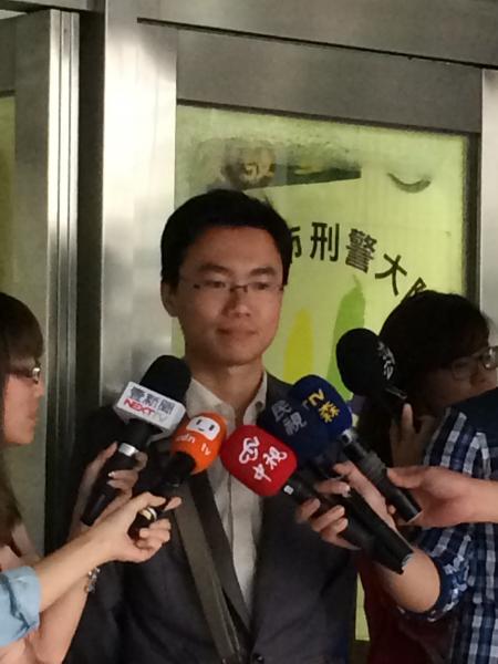 遍地開花》攻佔行政院 研究生陳宏彰到案說明 - 政治 - 自由時報電子報