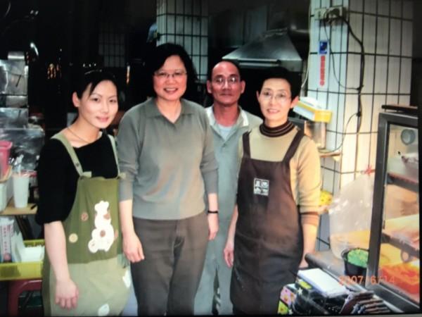 壽司店老闆:蔡英文「低調中的霸氣」 - 政治 - 自由時報電子報