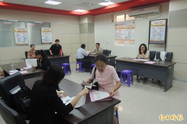 想找工作快來!臺東就業中心現場徵才 - 社會 - 自由時報電子報