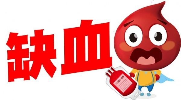 血液庫存拉警報 各血型都缺 - 生活 - 自由時報電子報