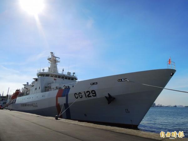 海巡署,海軍於左營外海 實施海空護魚演訓 - 政治 - 自由時報電子報