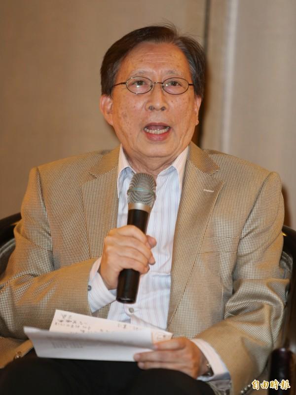 劉兆玄今決定離職 直言「不再過問文總業務」 - 政治 - 自由時報電子報