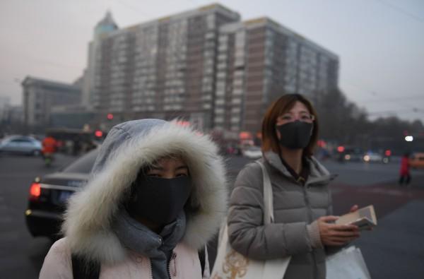 北京霧霾紅色預警 車輛嚴格限行 數百工廠停工 - 國際 - 自由時報電子報