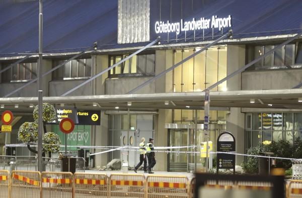 疑似有爆炸物 瑞典機場疏散百名乘客 - 國際 - 自由時報電子報