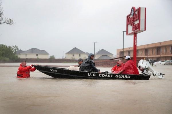 哈維颶風將再次登陸 美德州面臨2度傷害... - 國際 - 自由時報電子報