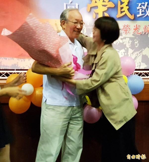 老榮民陳壽祥助學17年 讓18名孩子翻轉人生 - 生活 - 自由時報電子報