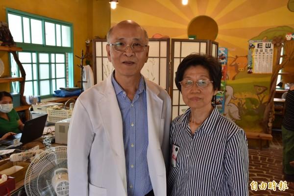 水林鄉南七村無醫村 70歲醫師回鄉看診 - 生活 - 自由時報電子報