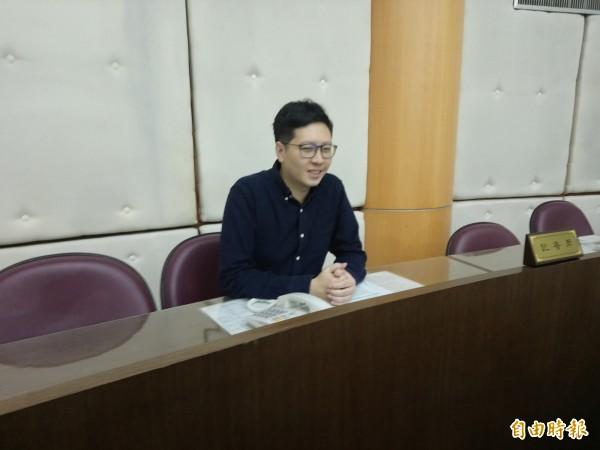 王浩宇直播說了「這句話」 又被移送紀律委員會 - 政治 - 自由時報電子報