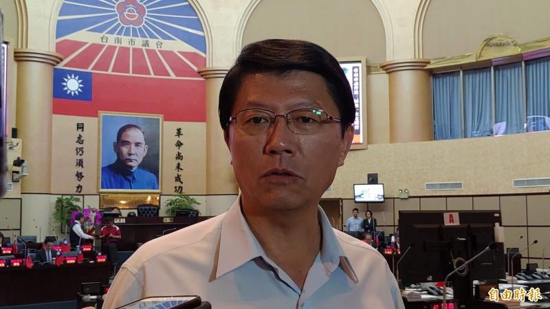 韓粉拱接棒選高雄市長 謝龍介:不要害我! - 政治 - 自由時報電子報