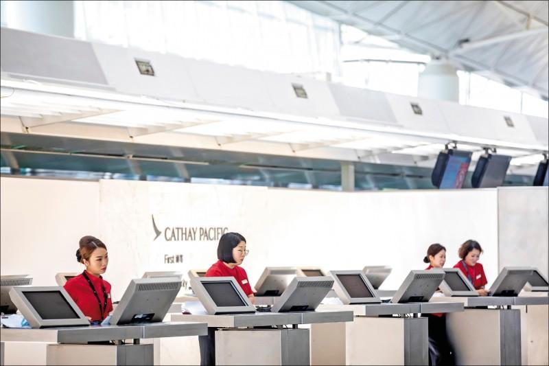 暖心機師離職 白色恐怖襲國泰航空 - 國際 - 自由時報電子報