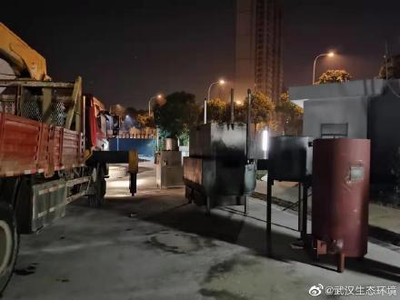 武漢肺炎》估需10萬床!中國官方設13間方艙醫院全沒隔間 - 國際 - 自由時報電子報