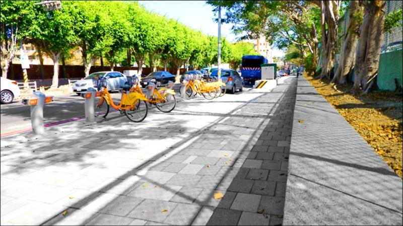 竹市三民國中小通學步道改善 明年2月完工 - 新竹市 - 自由時報電子報