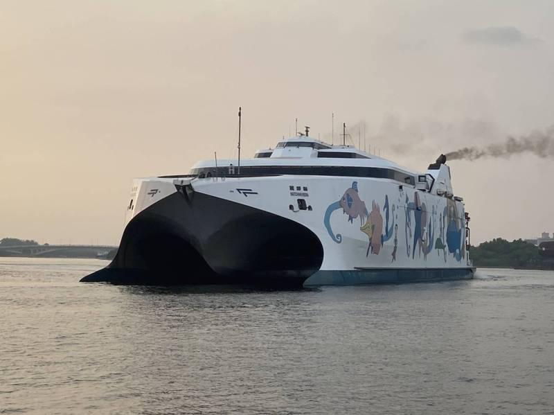 台南安平直航澎湖 固定航班3月啟航 開小客車或機車「跨海」去澎湖旅行