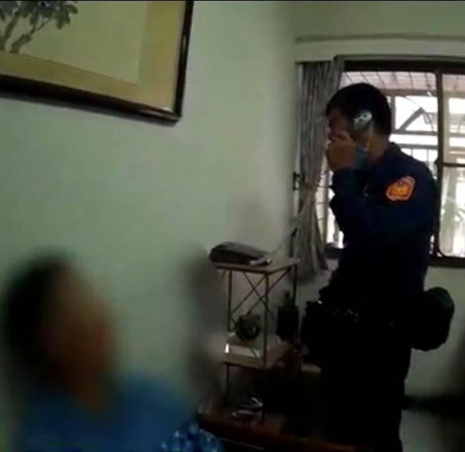 假警察「電話受理」報案 真警察接過電話怒嗆「麥擱騙啦」 - 社會 - 自由時報電子報