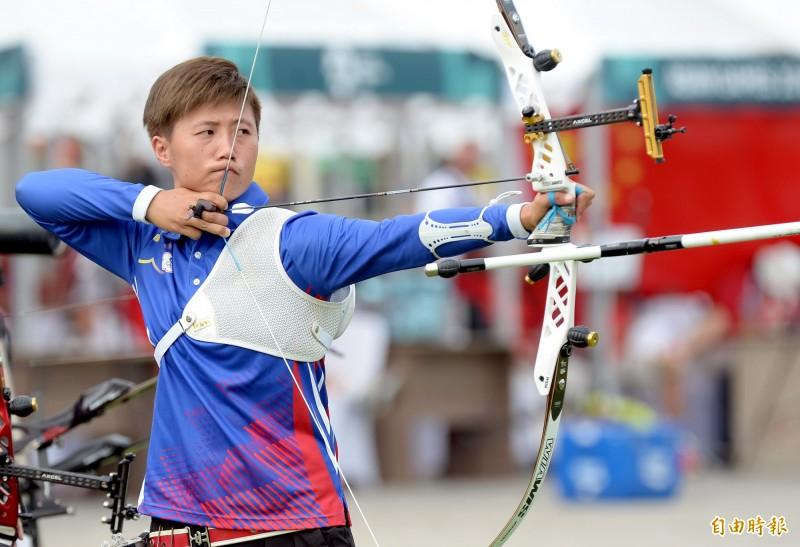 射箭》雷千瑩飆6支10分箭 完封南韓奧運金牌成員晉金牌戰 - 自由體育