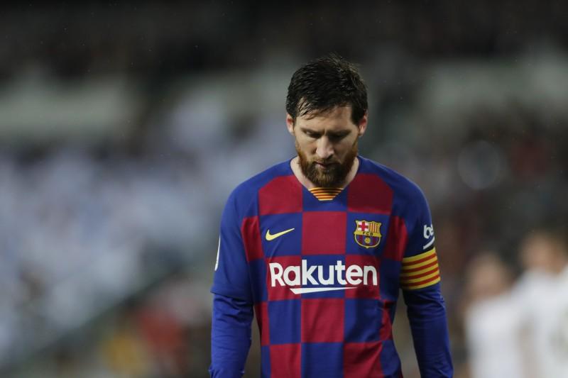 足球》梅西表現低迷遭批評 阿根廷教練發聲力挺 - 自由體育