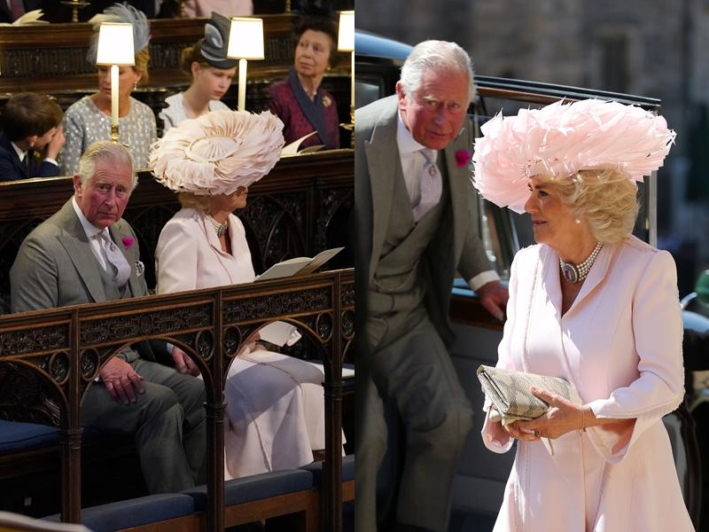 卡蜜拉「雞窩帽」,小威廉絲「風火輪」...皇室婚禮賓客戴帽搏版面! - 自由電子報iStyle時尚美妝頻道