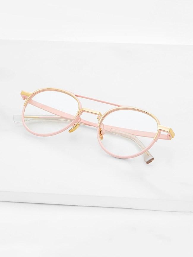 SheIn Double Bridge Glasses