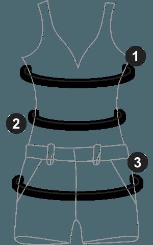 Applique Sheer Sleeve Keyhole Front Jumpsuit 5
