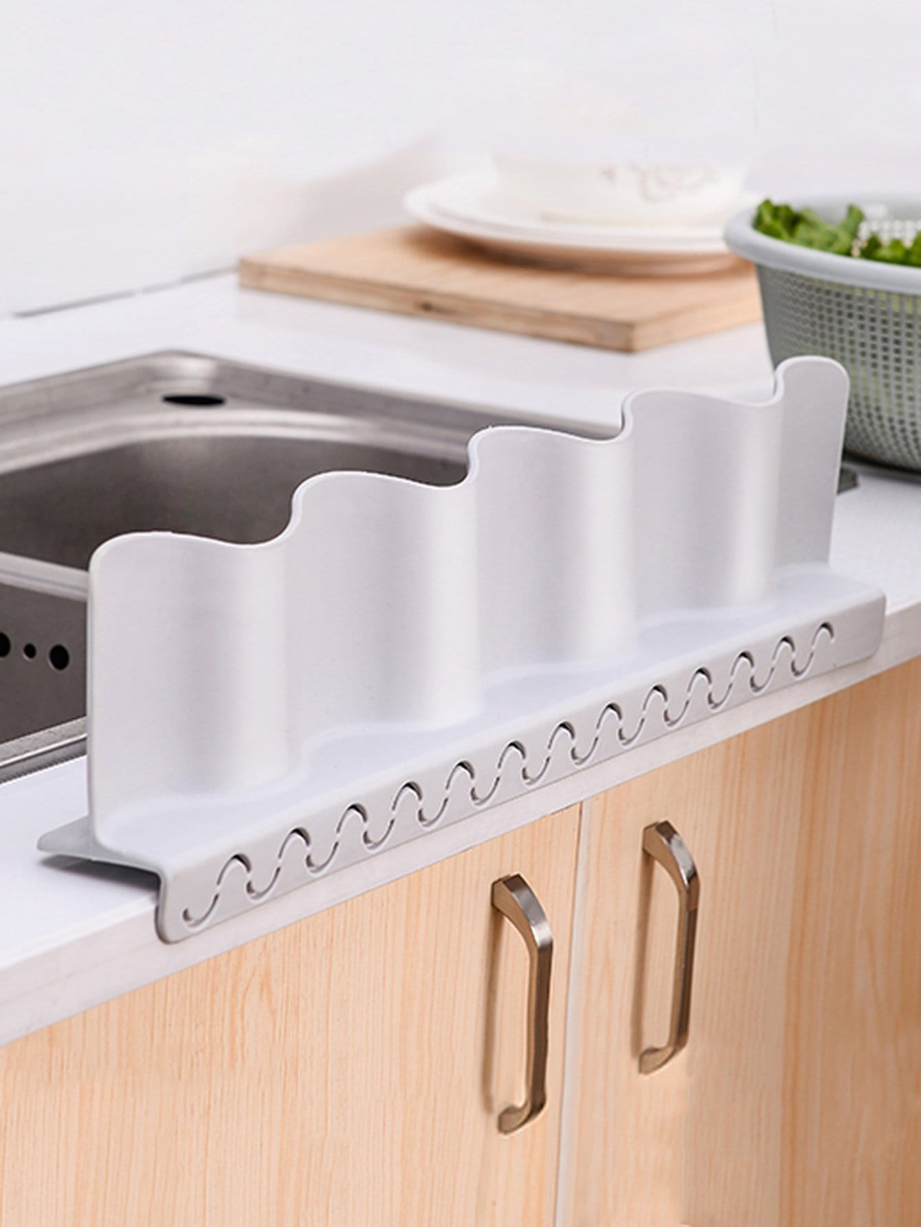 splash guard kitchen sink faucet with soap dispenser guardfor women romwe