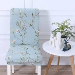 Chair Covers For Sale In Trinidad Large Moon Flower Print Stretchy Cover 1pc Shein Sheinside