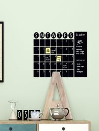 Calendar Design Wall Sticker