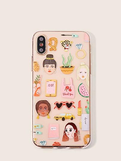 Girls Women's iPhone Case Travel Summer Pretty