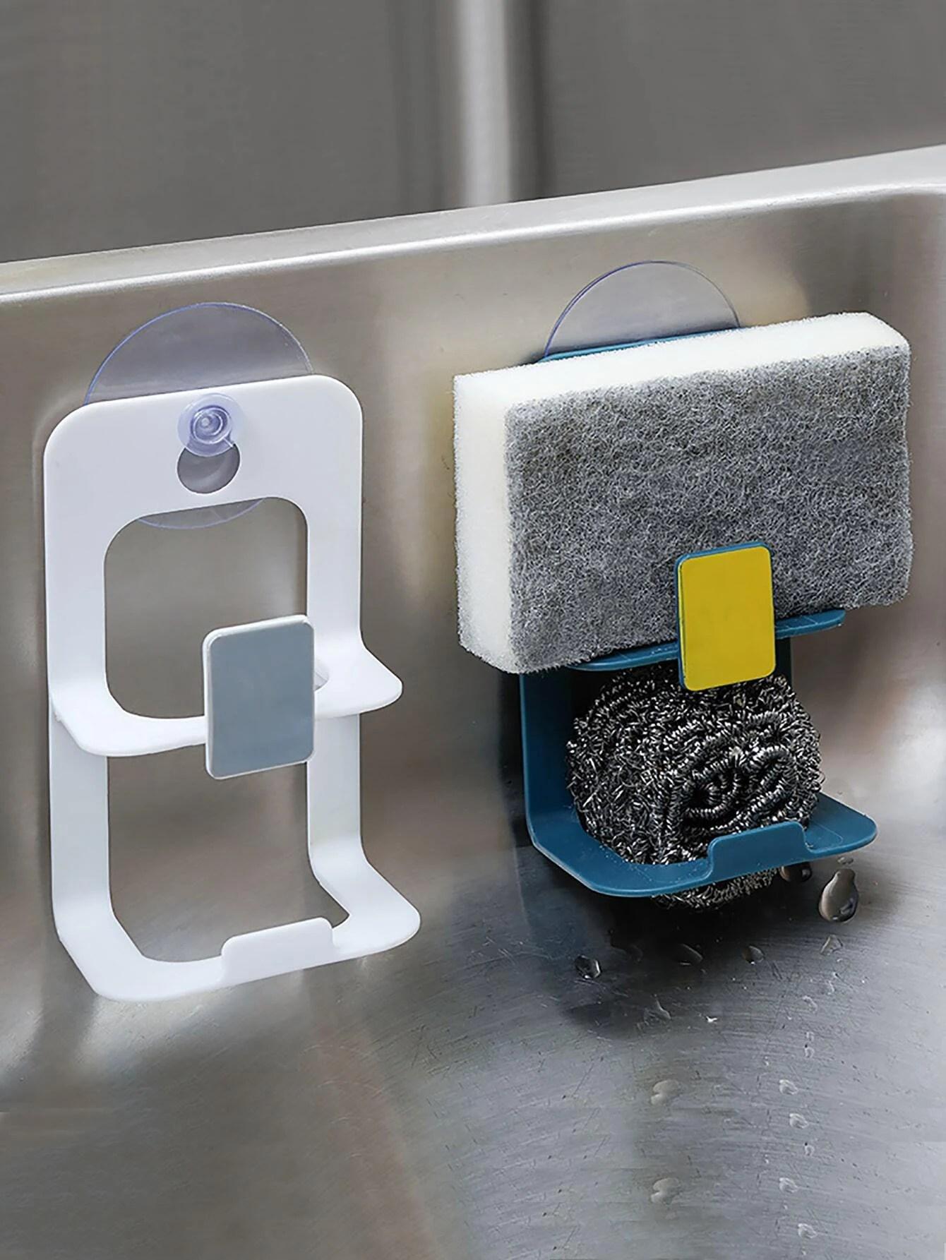 1pc random sink sponge holder