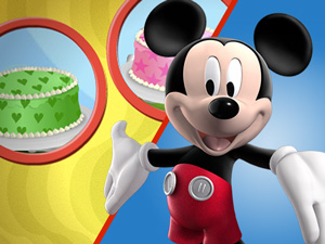 Mousekespotter Disney Junior