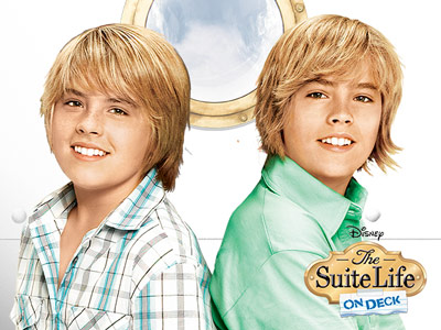 The Suite Life On Deck Disney Channel