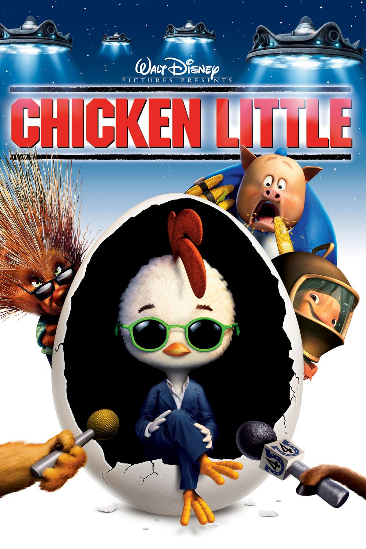 Chicken Little 2005 Holy Comics Batman