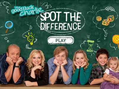 Good Luck Charlie Games Disney Channel