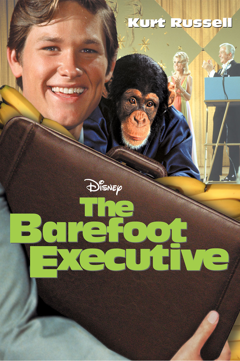 Barefoot Executive Movie