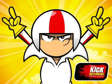 Kick Buttowski Suburban Daredevil Disney Xd
