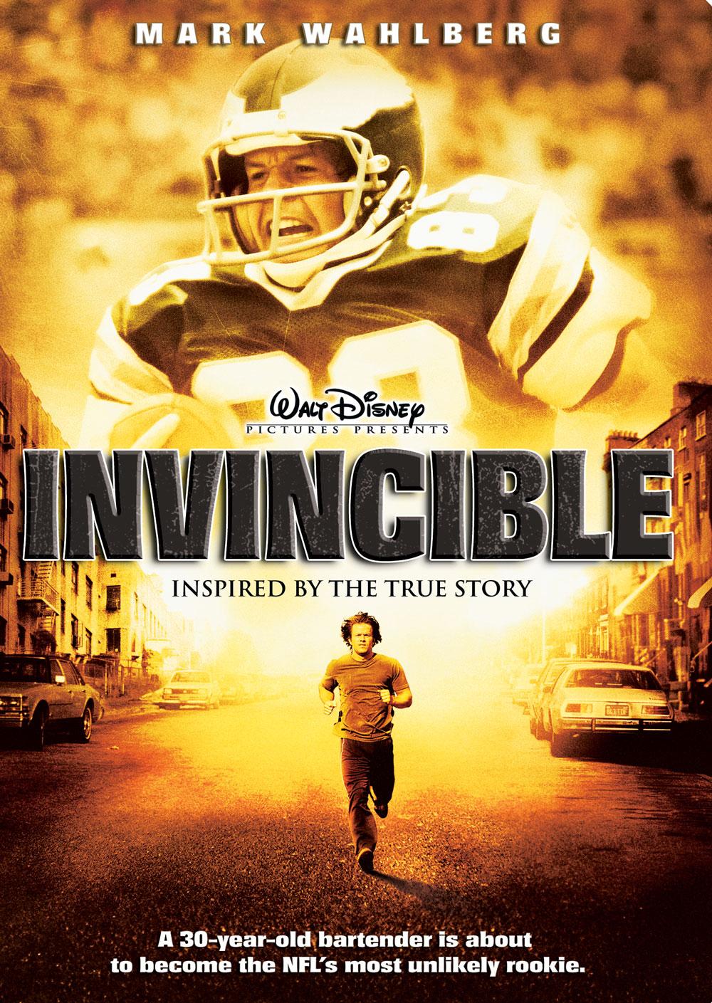 Invincible  Disney Movies