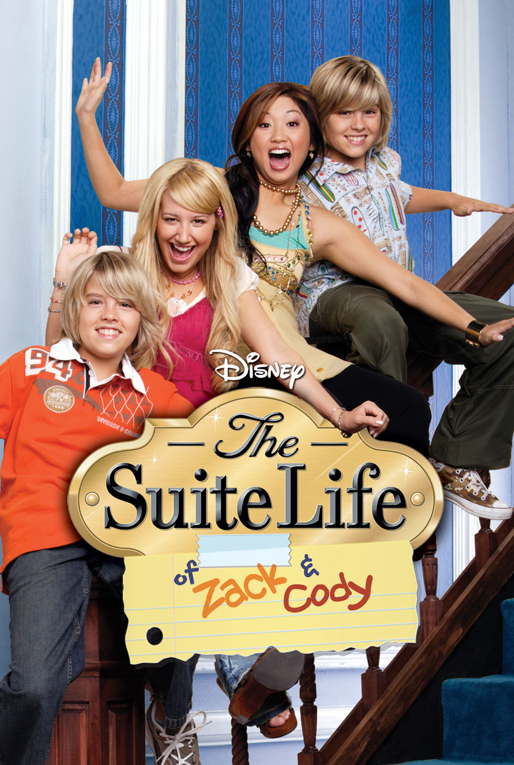 The Suite Life Of Zack And Cody Products Disney Movies