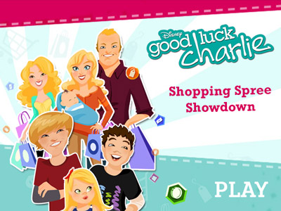 Good Luck Charlie Bugs Be Gone Disney Games
