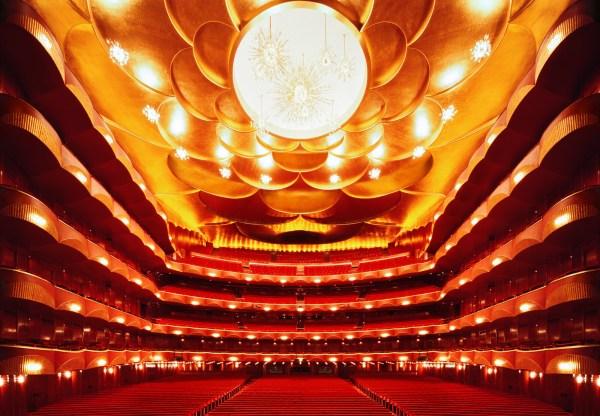 Metropolitan Opera New York City